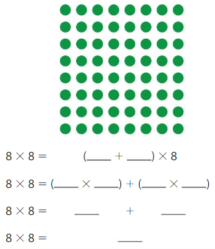 Big Ideas Math Answer Key Grade 3 Chapter 3 More Multiplication Facts and Strategies 3.5 6