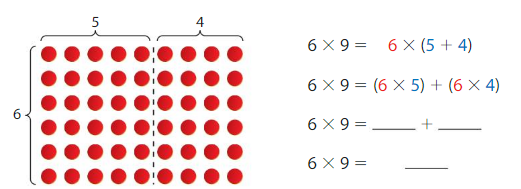 Big Ideas Math Answer Key Grade 3 Chapter 3 More Multiplication Facts and Strategies 3.6 3