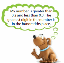 Big Ideas Math Answer Key Grade 4 Chapter 10 Relate Fractions and Decimals 193