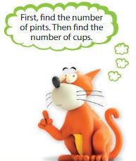 Big Ideas Math Answer Key Grade 4 Chapter 11 Understand Measurement Equivalence 11.5 2