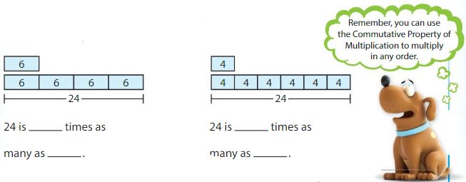Big Ideas Math Answer Key Grade 4 Chapter 3 Multiply by One-Digit Numbers 3.1 2
