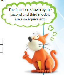 Big Ideas Math Answer Key Grade 4 Chapter 7 Understand Fraction Equivalence and Comparison 7.1 2