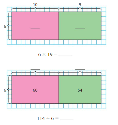 Big Ideas Math Answer Key Grade 5 Chapter 6 Divide Whole Numbers 6.1 1