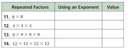 Big Ideas Math Answer Key Grade 6 Chapter 1 Numerical Expressions and Factors 19