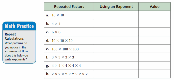 Big Ideas Math Answer Key Grade 6 Chapter 1 Numerical Expressions and Factors 5