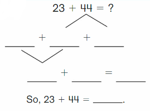 Big Ideas Math Answers 2nd Grade Chapter 3 Addition to 100 Strategies 77