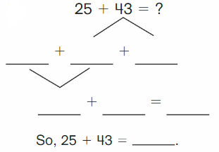 Big Ideas Math Answers 2nd Grade Chapter 3 Addition to 100 Strategies 82