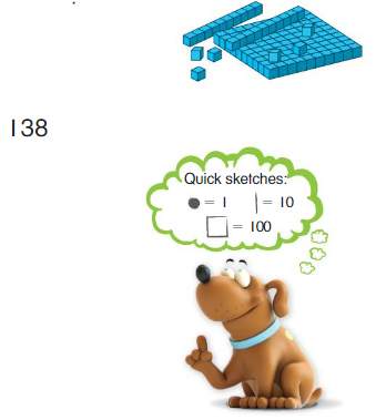 Big Ideas Math Answers 2nd Grade Chapter 7 Understand Place Value to 1,000 7.2 1