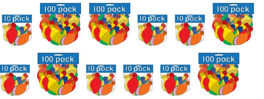 Big Ideas Math Answers 2nd Grade Chapter 7 Understand Place Value to 1,000 7.2 8