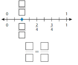 Big Ideas Math Answers 3rd Grade Chapter 11 Understand Fraction Equivalence and Comparison 11.2 11