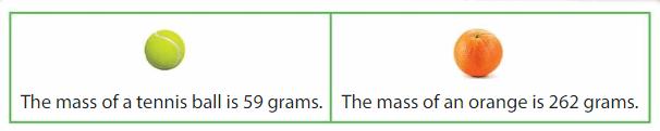 Big Ideas Math Answers 3rd Grade Chapter 12 Understand Time, Liquid Volume, and Mass 126