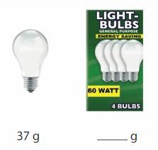 Big Ideas Math Answers 3rd Grade Chapter 12 Understand Time, Liquid Volume, and Mass 151
