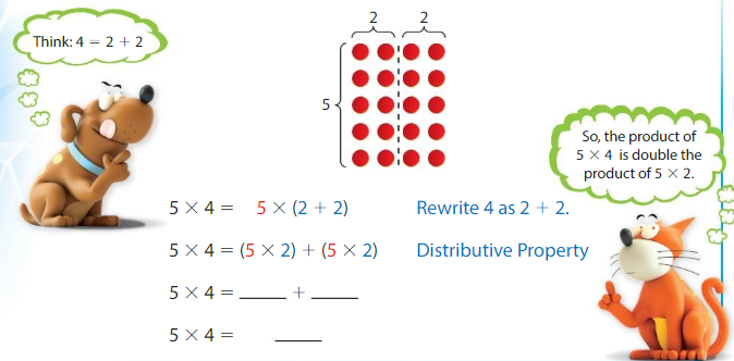 Big Ideas Math Answers 3rd Grade Chapter 3 More Multiplication Facts and Strategies 3.2 3