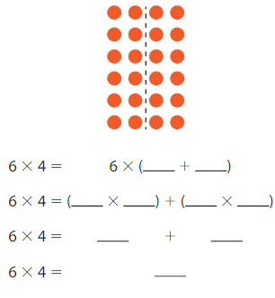 Big Ideas Math Answers 3rd Grade Chapter 3 More Multiplication Facts and Strategies 3.2 4
