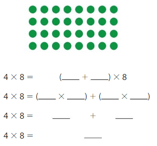 Big Ideas Math Answers 3rd Grade Chapter 3 More Multiplication Facts and Strategies 3.2 5