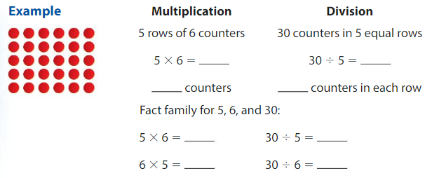 Big Ideas Math Answers 3rd Grade Chapter 4 Division Facts and Strategies 4.2 1