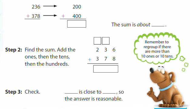 Big Ideas Math Answers 3rd Grade Chapter 8 Add and Subtract Multi-Digit Numbers 69