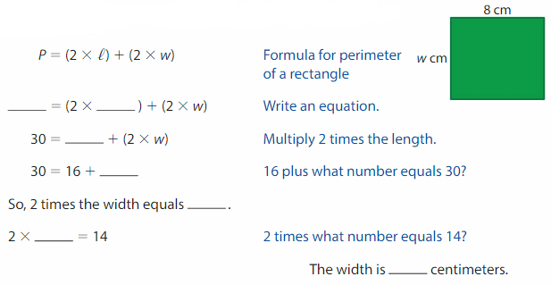 Big Ideas Math Answers 4th Grade Chapter 12 Use Perimeter and Area Formulas 46