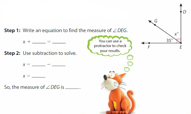 Big Ideas Math Answers 4th Grade Chapter 13 Identify and Draw Lines and Angles 171