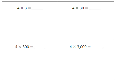 Big Ideas Math Answers 4th Grade Chapter 3 Multiply by One-Digit Numbers 3.2 1