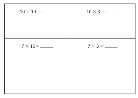 Big Ideas Math Answers 4th Grade Chapter 4 Multiply by Two-Digit Numbers 4.6 1