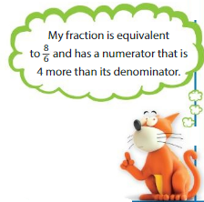 Big Ideas Math Answers 4th Grade Chapter 7 Understand Fraction Equivalence and Comparison 7.2 24