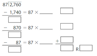 Big Ideas Math Answers 5th Grade Chapter 6 Divide Whole Numbers 6.6 6