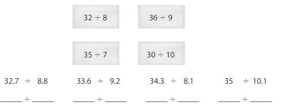 Big Ideas Math Answers 5th Grade Chapter 7 Divide Decimals 7.2 1