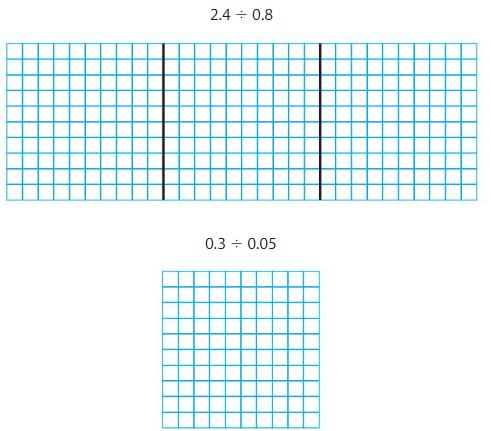 Big Ideas Math Answers 5th Grade Chapter 7 Divide Decimals 7.6 1