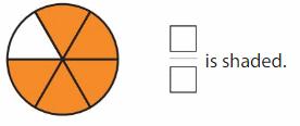 Big Ideas Math Answers Grade 3 Chapter 10 Understand Fractions 80