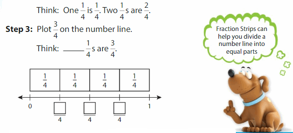 Big Ideas Math Answers Grade 3 Chapter 10 Understand Fractions 87