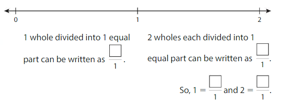 Big Ideas Math Answers Grade 3 Chapter 11 Understand Fraction Equivalence and Comparison 11.3 3
