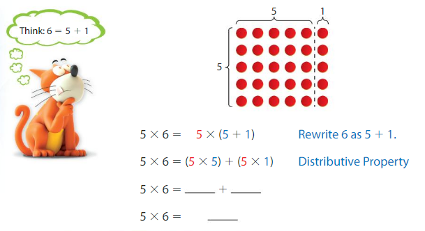 Big Ideas Math Answers Grade 3 Chapter 3 More Multiplication Facts and Strategies 3.3 2