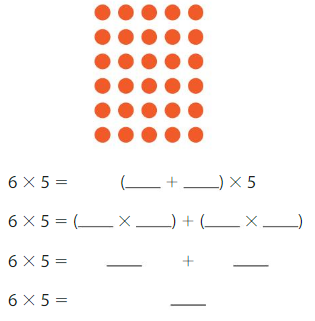 Big Ideas Math Answers Grade 3 Chapter 3 More Multiplication Facts and Strategies 3.3 4