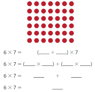Big Ideas Math Answers Grade 3 Chapter 3 More Multiplication Facts and Strategies 3.3 5