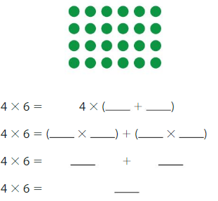 Big Ideas Math Answers Grade 3 Chapter 3 More Multiplication Facts and Strategies 3.3 6