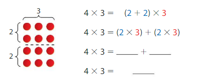 Big Ideas Math Answers Grade 3 Chapter 3 More Multiplication Facts and Strategies 3.7 2