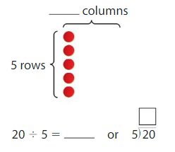 Big Ideas Math Answers Grade 3 Chapter 4 Division Facts and Strategies 4.3 3