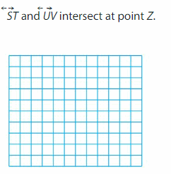 Big Ideas Math Answers Grade 4 Chapter 13 Identify and Draw Lines and Angles 54