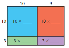 Big Ideas Math Answers Grade 4 Chapter 4 Multiply by Two-Digit Numbers 4.3 6