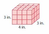 Big Ideas Math Answers Grade 5 Chapter 13 Understand Volume 40