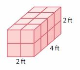 Big Ideas Math Answers Grade 5 Chapter 13 Understand Volume 5