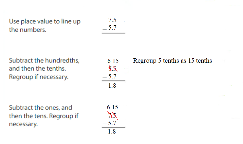 Big-Ideas-Math-Answers-Grade-5-Chapter-3-Add-and-Subtract-Decimals-Lesson 3.4 Subtract Decimals-Apply and Grow-Practice4