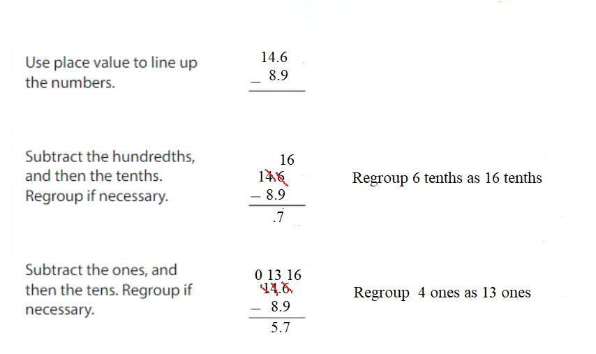 Big-Ideas-Math-Answers-Grade-5-Chapter-3-Add-and-Subtract-Decimals-Lesson 3.4 Subtract Decimals-Apply and Grow-Practice6