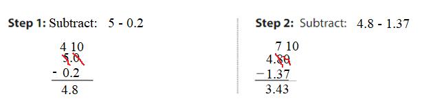 Big-Ideas-Math-Answers-Grade-5-Chapter-3-Add-and-Subtract-Decimals-Lesson 3.5 Add and Subtract Decimals-Add and Subtract Decimals Homework & Practice 3.5.6