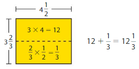 Big Ideas Math Answers Grade 5 Chapter 9 Multiply Fractions 9.7 4