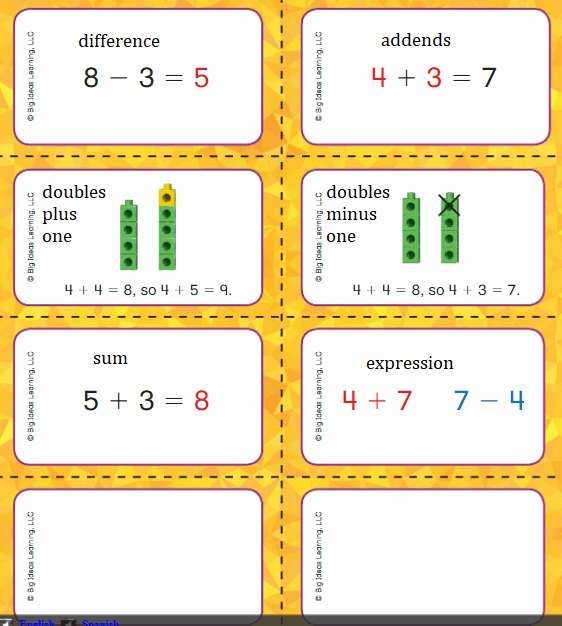 Big-Ideas-Math-Book-2nd-Grade-Answer-Key-Chapter-2- Fluency-and-Strategies-within-20-Fluency-and-Strategies-within-20-Vocabulary-Define-It-Question-2