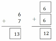 Big-Ideas-Math-Book-2nd-Grade-Answer-Key-Chapter-2- Fluency-and-Strategies-within-20-Use-Doubles- Homework-&-Practice-2.2-Question-4