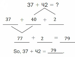 Big-Ideas-Math-Book-2nd-Grade-Answer-Key-Chapter-3-Addition-to-100-Strategies-Addition-to-100-Strategies-Chapter-Practice-3-3.4-Decompose-Add-Tens-Ones-Question-9