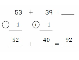 Big-Ideas-Math-Book-2nd-Grade-Answer-Key-Chapter-3-Addition-to-100-Strategies-Addition-to-100-Strategies-Chapter-Practice-3-3.5-Use-Compensation-Add-Question-13